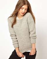 MiH Jeans Cable Knit Sweater
