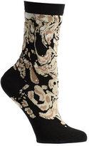 Ozone Women's Engrained Swirls Crew Socks (2 Pairs)