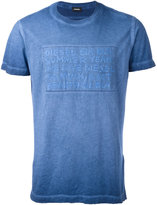 Diesel printed T-shirt - men - Cotton - S