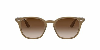 Ray-Ban Injected Unisex Sunglass Square