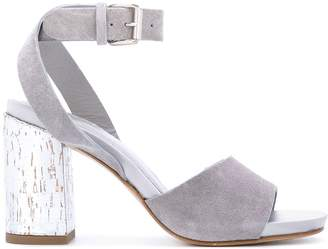 Strategia ankle strap sandals