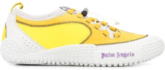 Palm Angels Elasticated Lace-Up Sneakers
