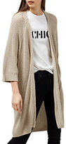 Selected Sinna Cardigan, Smoke Grey