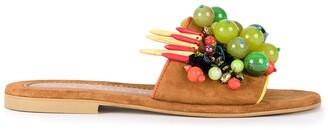 Elina Linardaki Grapevine sandals