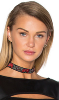 Vanessa Mooney Ribbon Choker