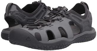 Keen Solr Sandal (Black/Gold) Men's Shoes