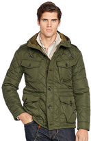 Big & Tall Polo Ralph Lauren Quilted Combat Jacket