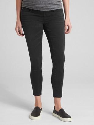 Gap Maternity Soft Wear Comfort Panel True Skinny Jeans