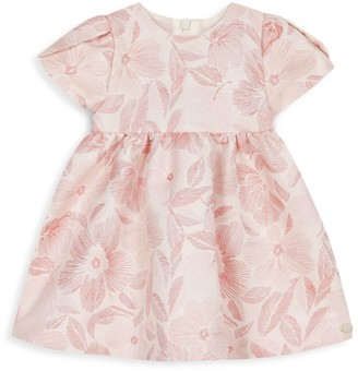 Tartine et Chocolat Baby's & Little Girl's Flower A-Line Dress