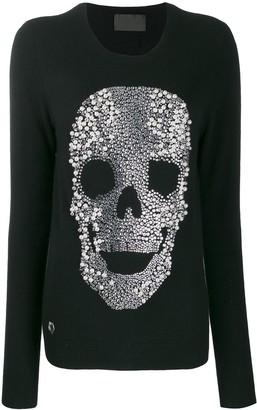 Philipp Plein Skull sweater