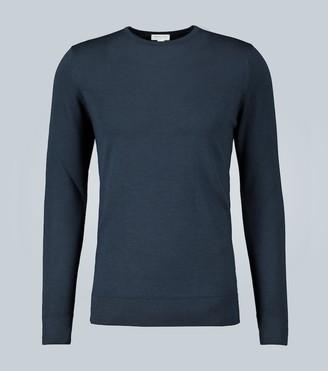 Sunspel Merino wool sweater