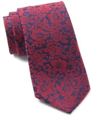 Ted Baker Textured Flower Tie