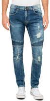 R & E RE: Biker Skinny Jeans