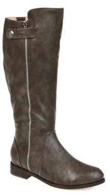 Journee Collection Kasim Wide Calf Boot