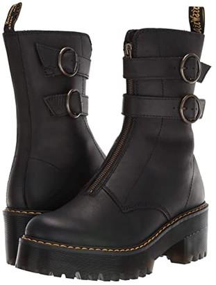 Dr. Martens Tamela Sanguine (Black Wyoming) Women's Shoes