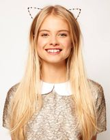 ASOS Cat Ears Headband