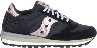 Saucony Jazz Black/pink Sneakers