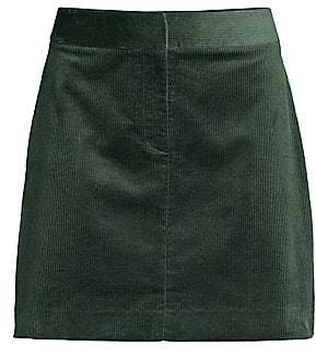 Kate Spade Women's Corduroy Mini Skirt