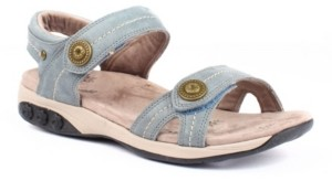 THERAFIT Shoe Grace Leather Adjustable Sandal Women's Shoes
