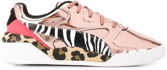 Puma X Sophia Webster Animal Panel Sneakers