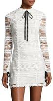 Alexis Braelynn Dress White