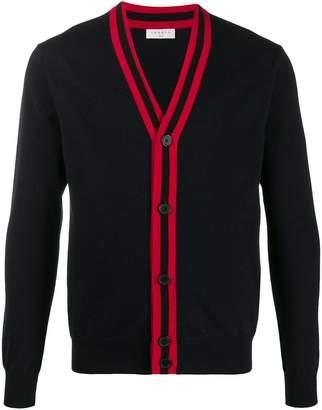 Sandro Paris wool knit cardigan