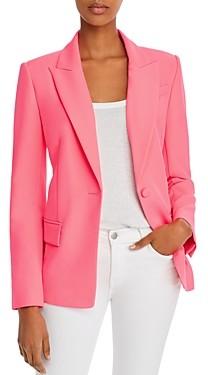 Milly Avery Single-Button Blazer