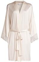 Thumbnail for your product : Hanro Irini Kimono Robe