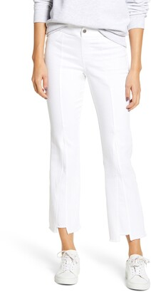 Hue Crop Flare Denim Pants