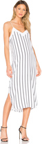 Equipment Dian Striped Dress