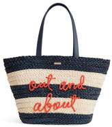 Kate Spade Shore Thing - Out And About Straw Tote
