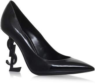 Saint Laurent Leather Opyum Pumps 110