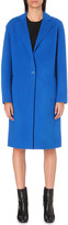 Sandro Buckley wool-blend coat