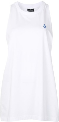 Marcelo Burlon County of Milan Logo Print Tank Top