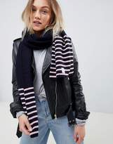 Jack Wills Stripe Scarf
