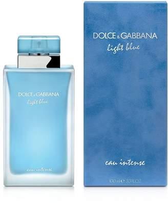 Dolce & Gabbana Light Blue Eau Intense Eau de Parfum 3.3 oz.