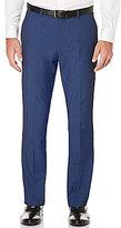 Perry Ellis Slim-Fit Iridescent Flat-Front Pants