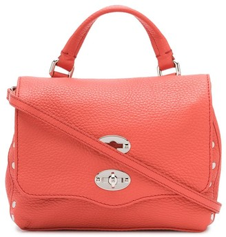 Zanellato double-lock crossbody bag