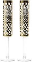 Roberto Cavalli Marrakech Champagne Goblets