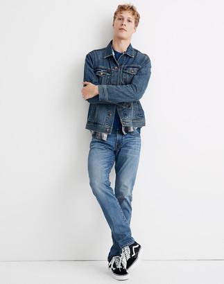 Madewell Slim Everyday Flex Jeans in Duval Wash: TENCEL Denim Edition