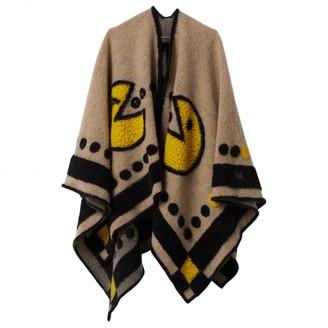 Cycle Beige Wool Jacket for Women