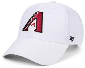 '47 Arizona Diamondbacks White Mvp Cap