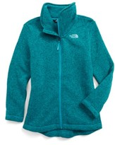 The North Face Girl's Crescent Fleece Jacket