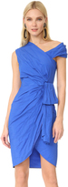 Moschino One Shoulder Dress