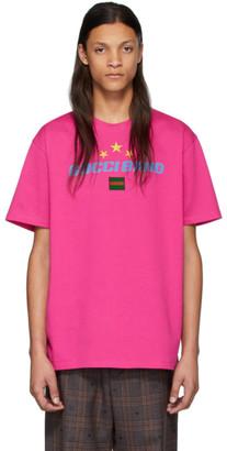 Gucci Pink Band T-Shirt