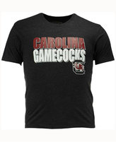 Colosseum Men's South Carolina Gamecocks Wordmark Stack T-Shirt