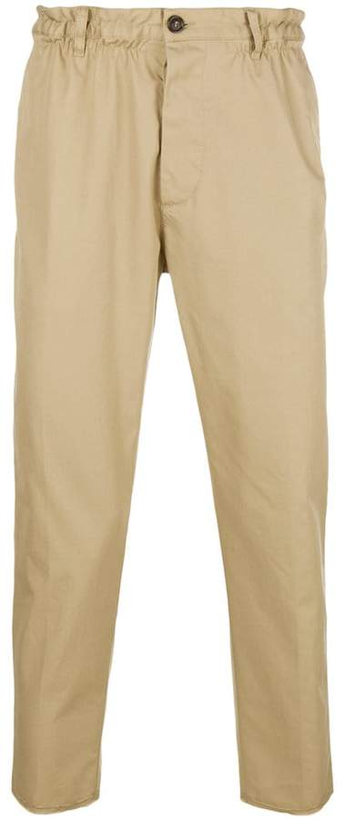 DSQUARED2 tapered chinos