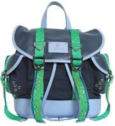 Versace Leap Nylon And Nappa Backpack
