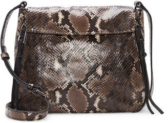 Vince Camuto Zani Large Leather Crossbody Bag