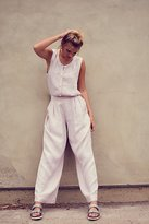 Free People Lexington Wide Leg One-Piece
